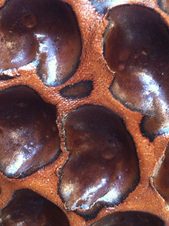 Bronze Wave Texture w1500